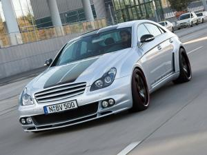 Mercedes-Benz CLS GTR 374 by ART 2008 года